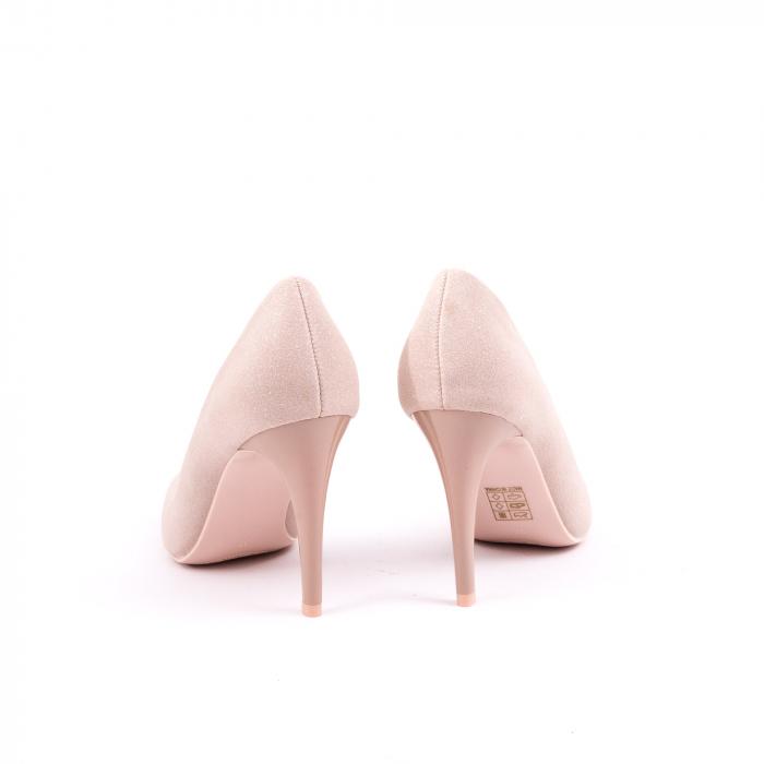Pantof elegant 669 nude 5
