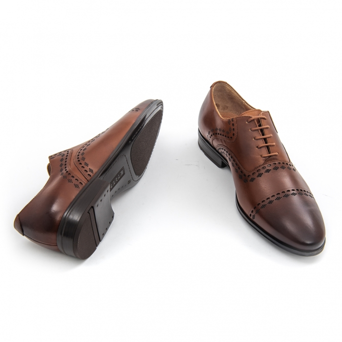 Pantof elegant barbat- LFX 748 MARO 4