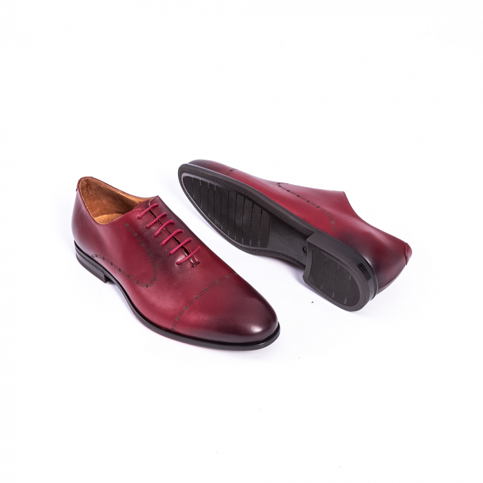 Pantof elegant barbat LFX 934 visiniu 2