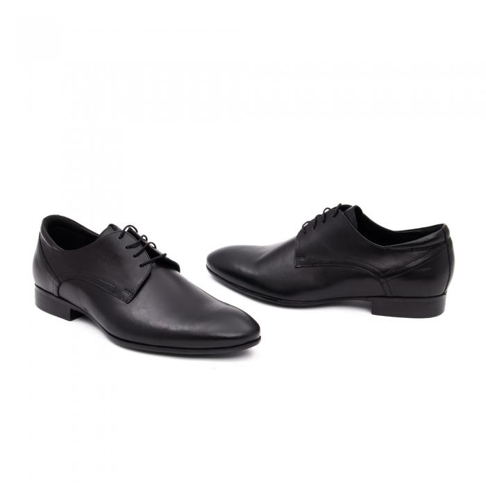 Pantof elegant barbat LFX 935 negru 2