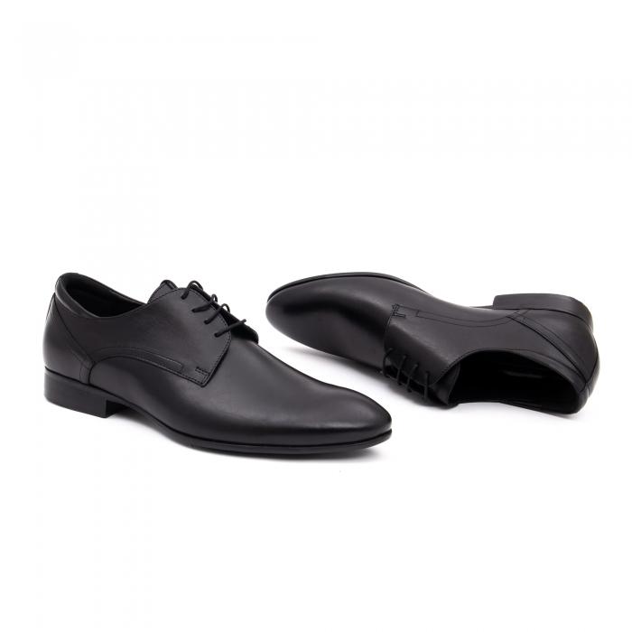 Pantof elegant barbat LFX 935 negru 1