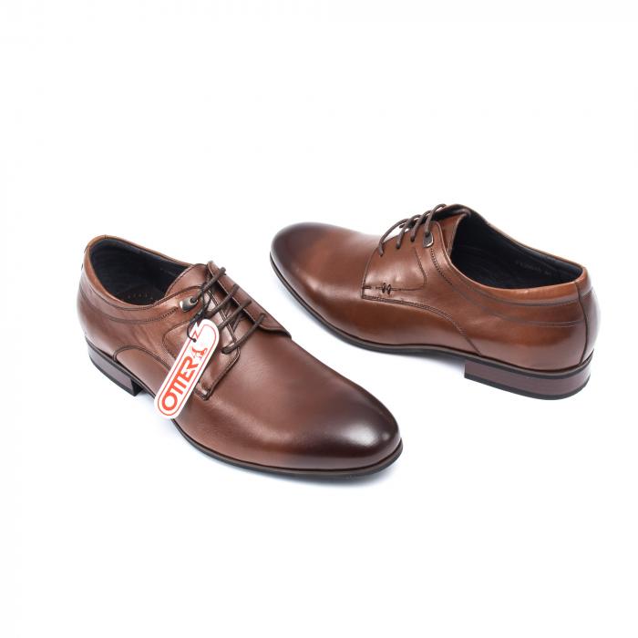 Pantof elegant barbat QRF335610 16-N 3