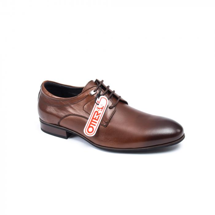 Pantof elegant barbat QRF335610 16-N 0
