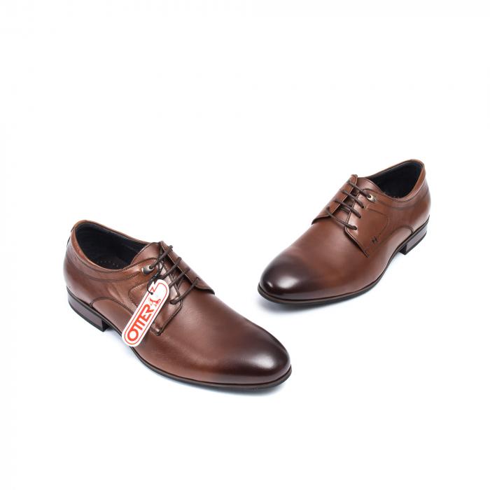 Pantof elegant barbat QRF335610 16-N 1