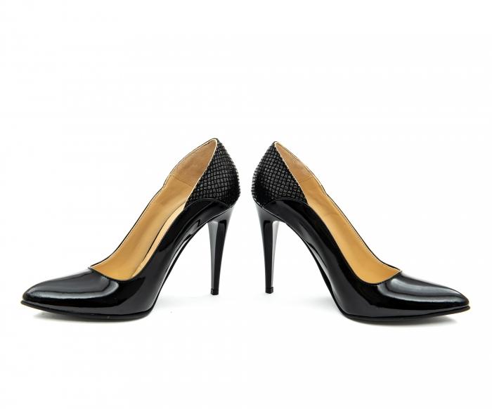 Pantof elegant dama Stiletto cod 1106 3