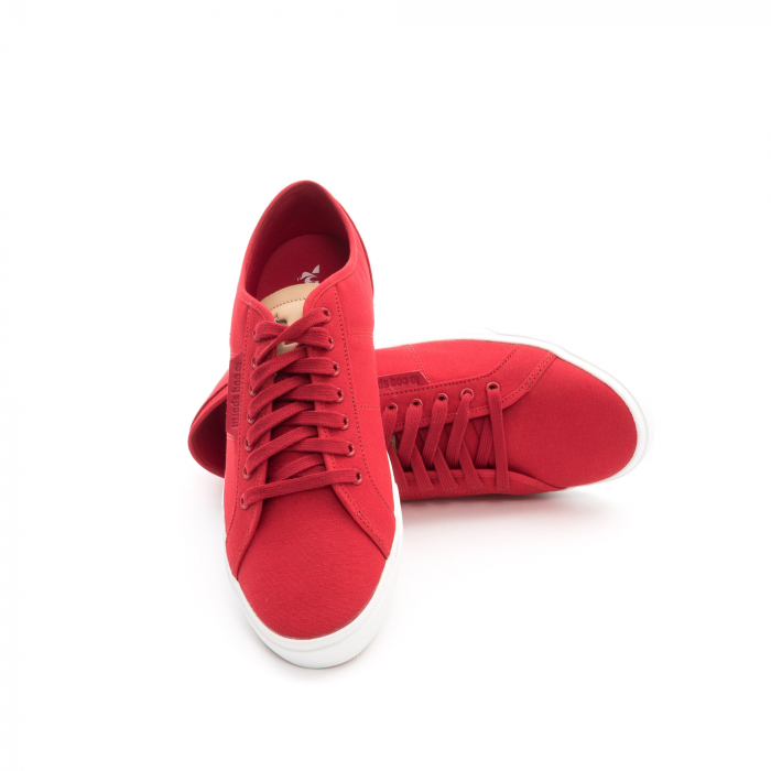Pantofi sport barbat Le Coq Sportif 1820104 verdon sport, rosu 3