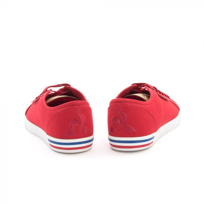 Pantofi sport barbat Le Coq Sportif 1820104 verdon sport, rosu 5