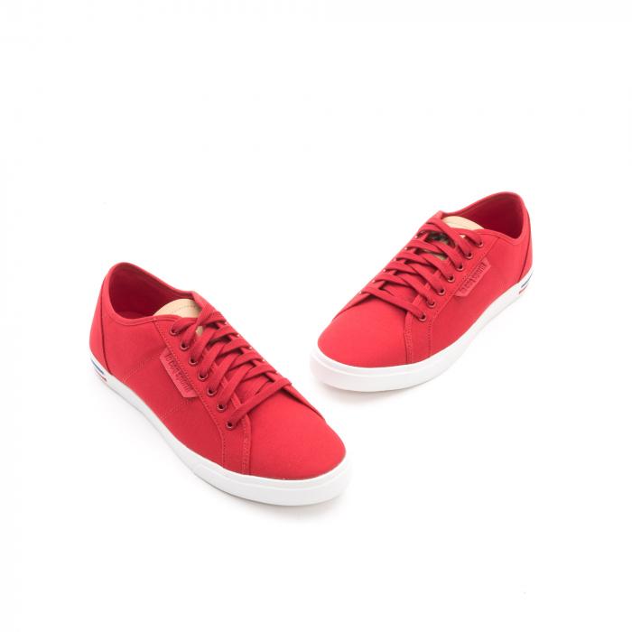 Pantofi sport barbat Le Coq Sportif 1820104 verdon sport, rosu 1