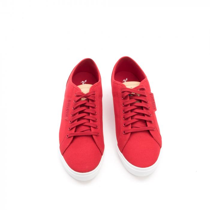 Pantofi sport barbat Le Coq Sportif 1820104 verdon sport, rosu 4