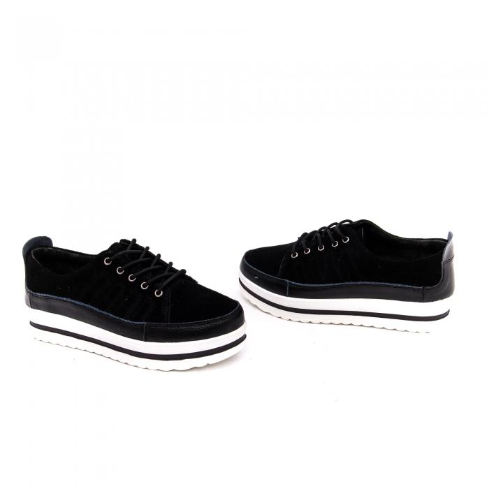 Pantof sport dama -cod VK-F001-447 black 1