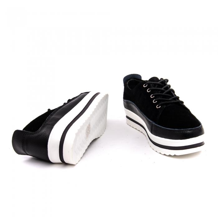 Pantof sport dama -cod VK-F001-447 black 4