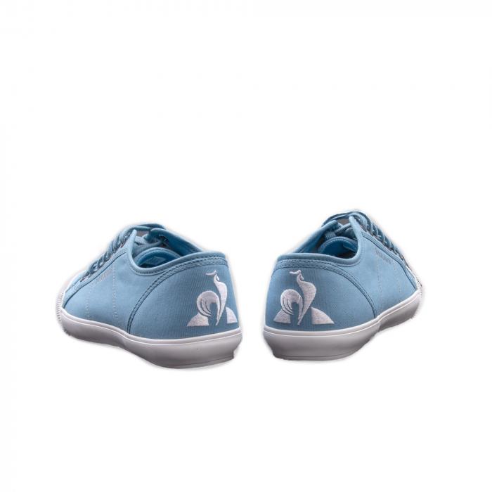 Pantofi sport de vara unisex Le Coq Sportif 1820071 deauvile sport, bleu 5