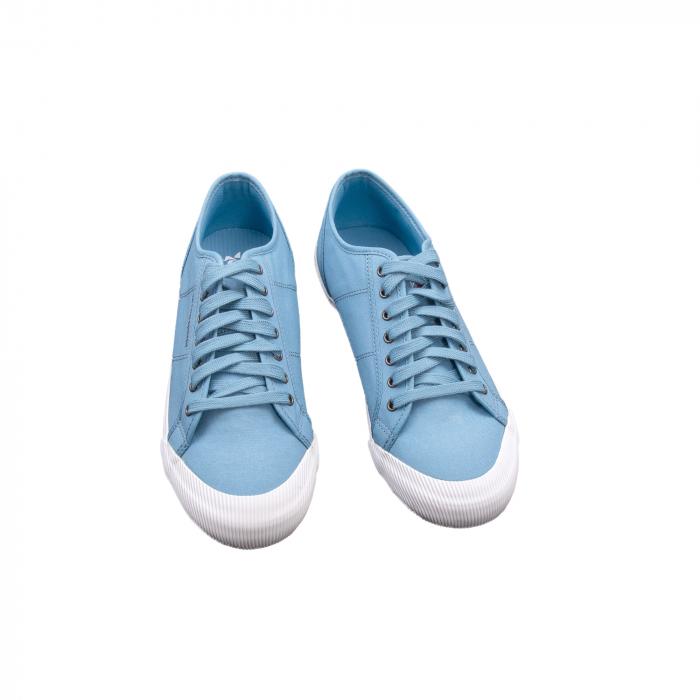Pantofi sport de vara unisex Le Coq Sportif 1820071 deauvile sport, bleu 4
