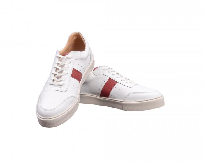 Pantof sport LFX 523 alb 4