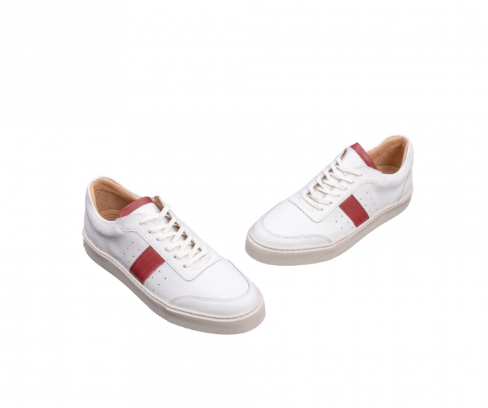 Pantof sport LFX 523 alb 1