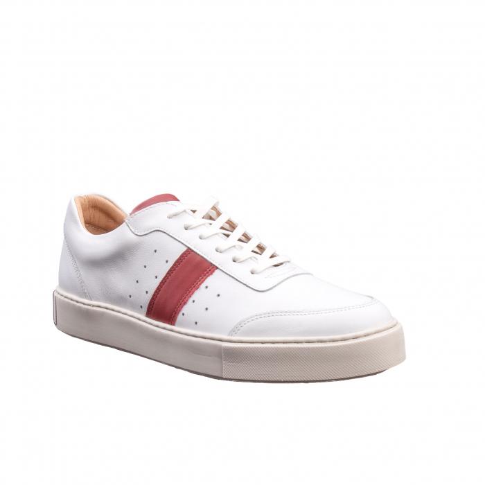 Pantof sport LFX 523 alb 0