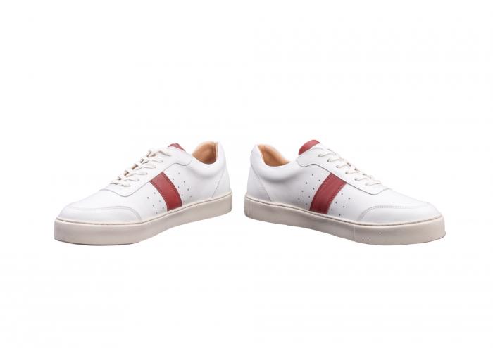 Pantof sport LFX 523 alb 3