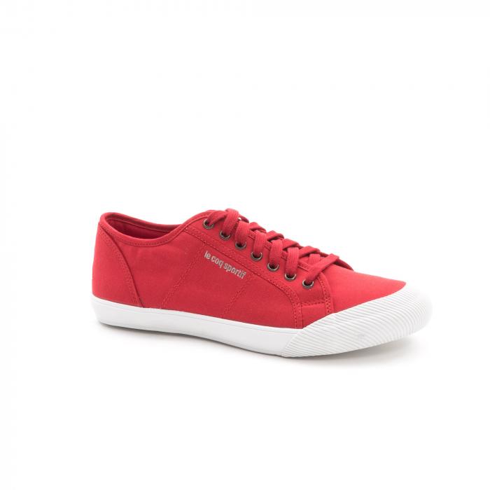 Pantofi sport unisex Le Coq Sportif 1820070 deauville sport, rosu 0