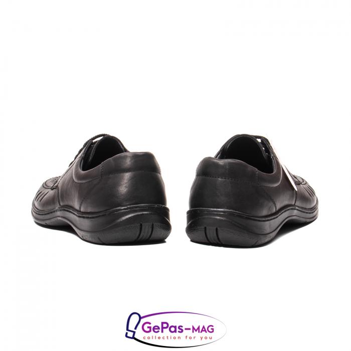 Pantofi barbat, piele naturala, OT149 01-N 4