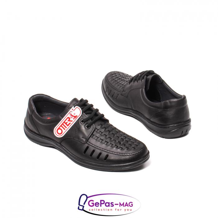 Pantofi barbat, piele naturala, OT149 01-N 1