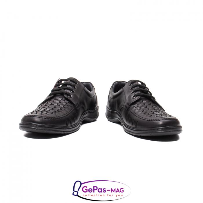Pantofi barbat, piele naturala, OT149 01-N 2