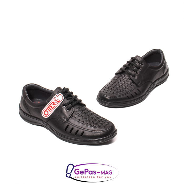 Pantofi barbat, piele naturala, OT149 01-N 3