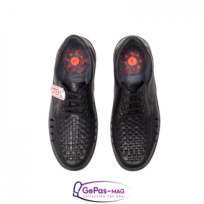 Pantofi barbat, piele naturala, OT149 01-N 6