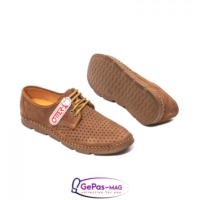 Pantofi barbat, piele naturala, OT2826 30-2 2