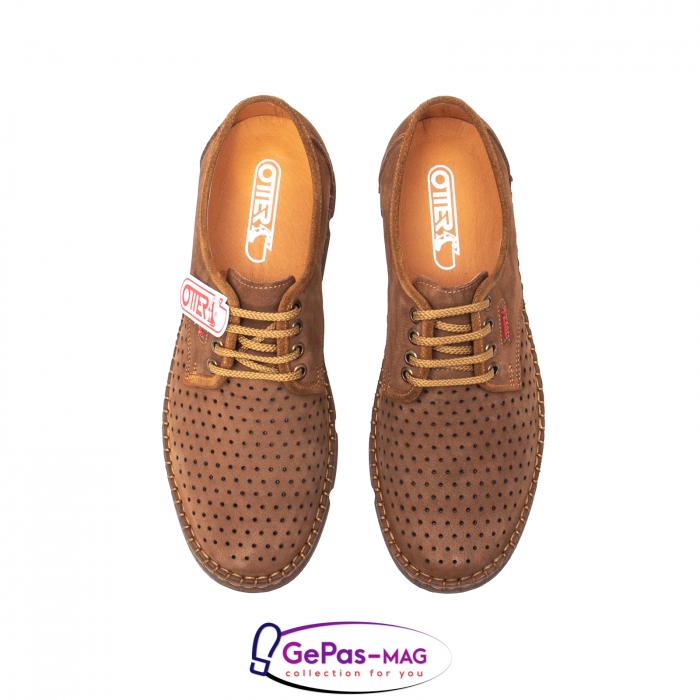 Pantofi barbat, piele naturala, OT2826 30-2 3