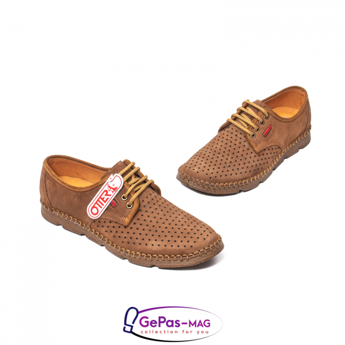 Pantofi barbat, piele naturala, OT2826 30-2 5