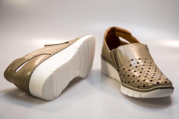 Pantof vara dama LFX 107 bej 3