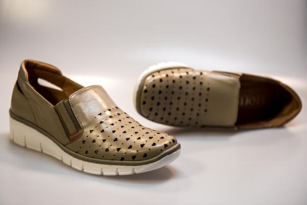 Pantof vara dama LFX 107 bej 1