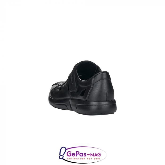Sandale barbati, piele naturala, B2783-00 1