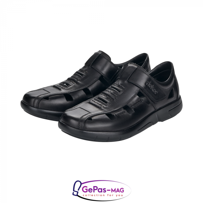 Sandale barbati, piele naturala, B2783-00 3
