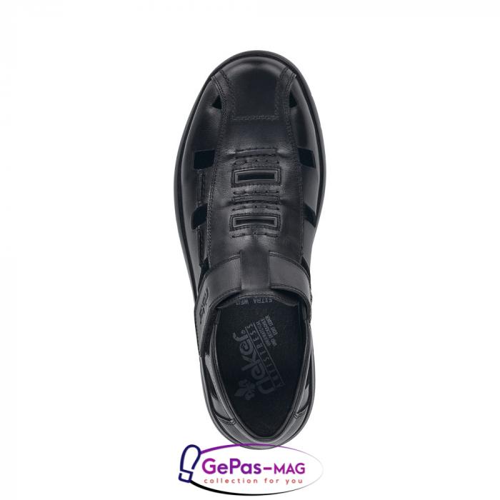Sandale barbati, piele naturala, B2783-00 2