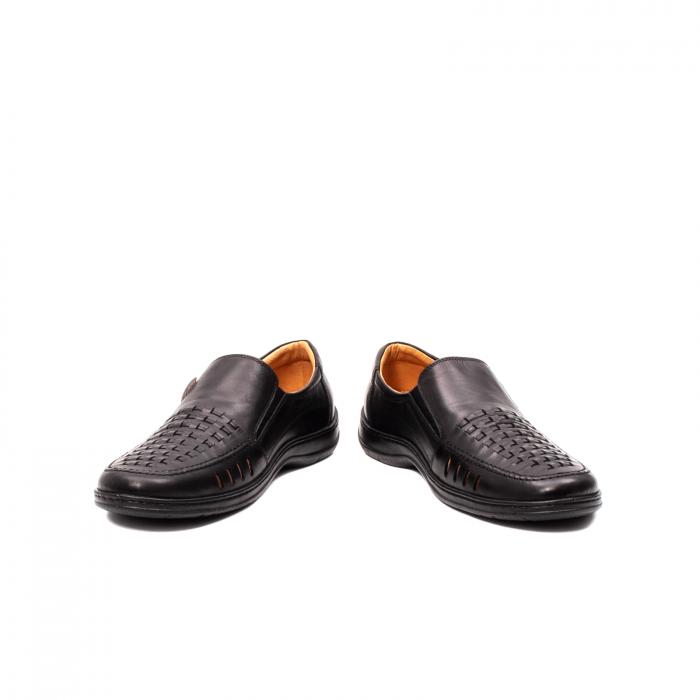 Pantofi barbati vara casual, piele naturala, OT 148 N 4