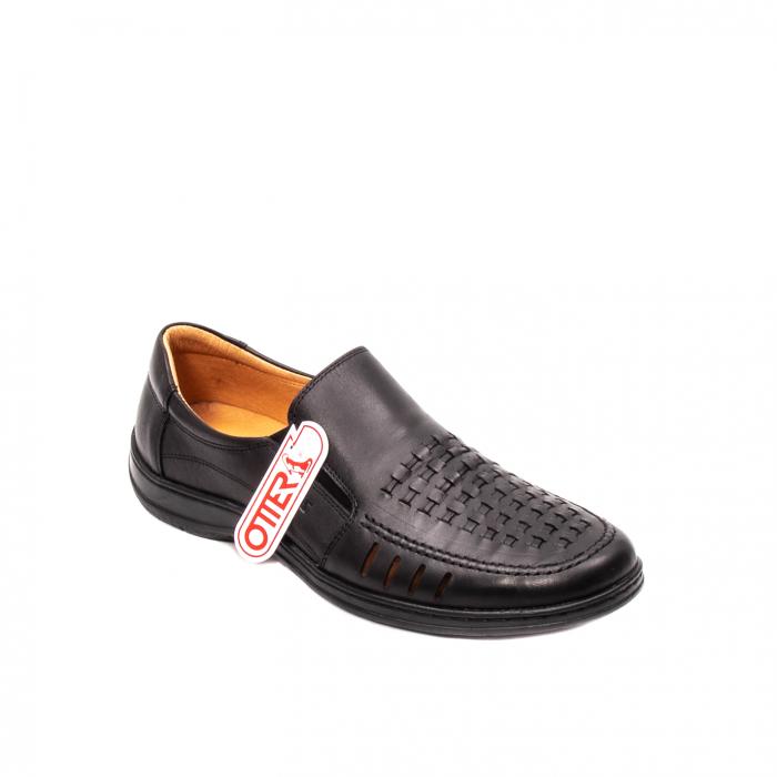 Pantofi barbati vara casual, piele naturala, OT 148 N 0