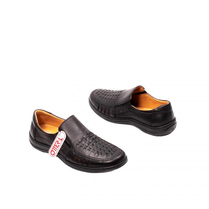 Pantofi barbati vara casual, piele naturala, OT 148 N 2