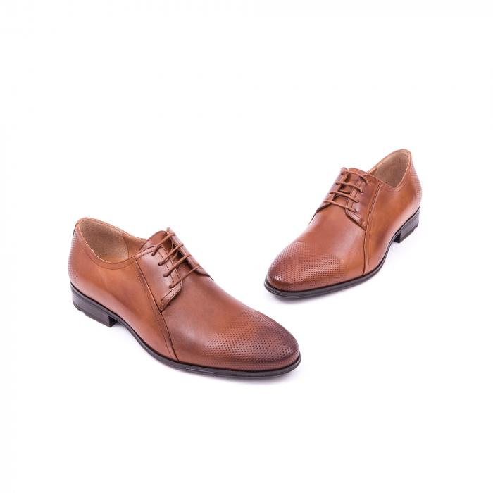 Pantofi barbat LFX 743 coniac 1