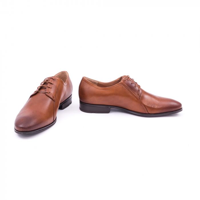 Pantofi barbat LFX 743 coniac 3