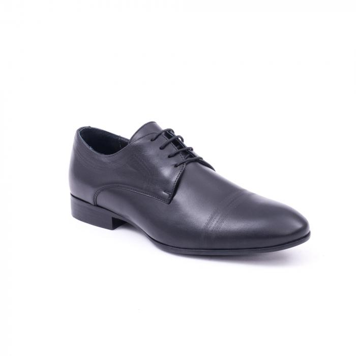 Pantofi barbat LFX 896 negru 0