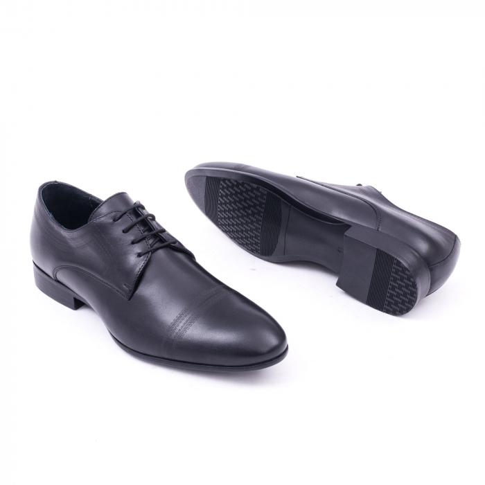 Pantofi barbat LFX 896 negru 3