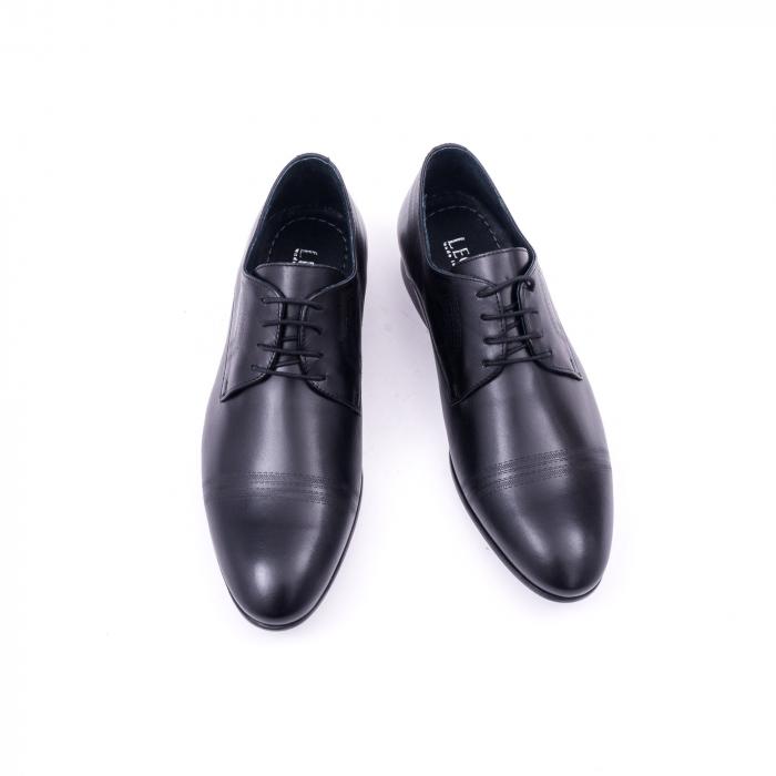 Pantofi barbat LFX 896 negru 5