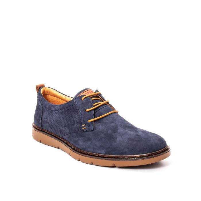 Pantofi barbat piele naturala nubuc, OT 5930 0