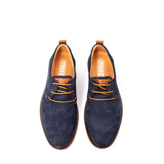 Pantofi barbat piele naturala nubuc, OT 5930 5