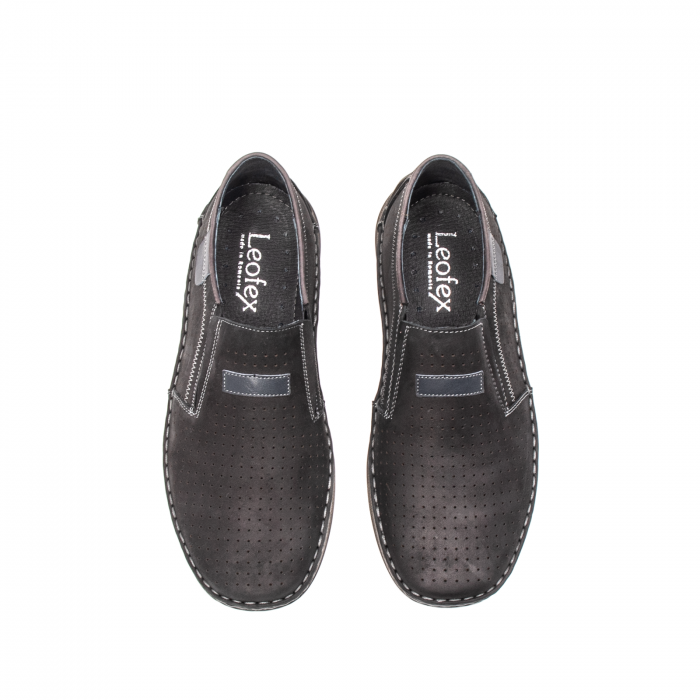 Pantofi barbat vara casual, LFX 595 5