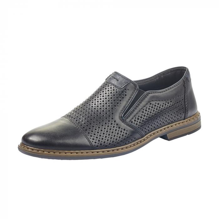 Pantofi barbati casual din piele naturala 13496-01 0