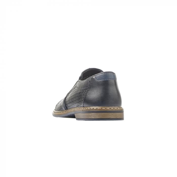Pantofi barbati casual din piele naturala 13496-01 6