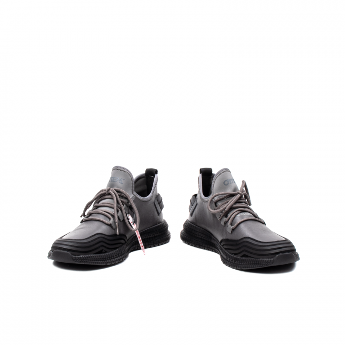 Pantofi barbati casual, piele naturala, E6YD96561 G 4