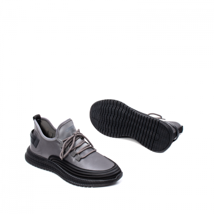 Pantofi barbati casual, piele naturala, E6YD96561 G 3